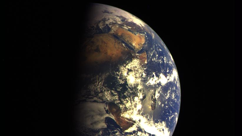 Rosetta: Das Wasser auf der Erde soll laut einer Theorie aus dem Weltraum gekommen sein.