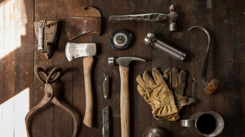 Alltag: Das ist ja der Antireflexhammer