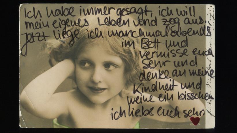 """""""PostSecret"""": Eine der Postkarten, die Sebastian Schultheiß auf seinem Blog veröffentlicht"""