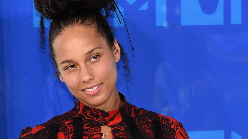 Alicia Keys: Alicia Keys bei den MTV Video Music Awards am 28. August