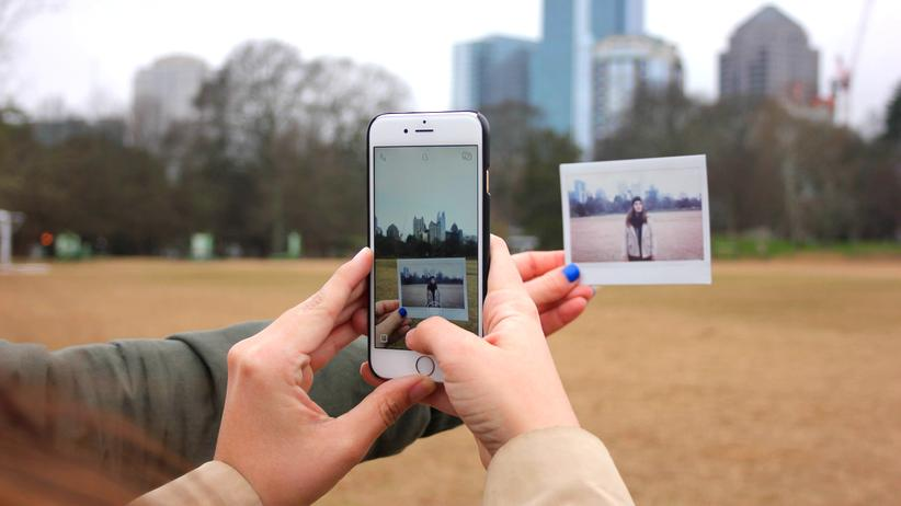 Social Media: Nachschub für den Fotostream