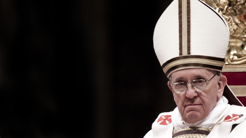 Papst Franziskus: Glückwunsch, wunderlicher Onkel!