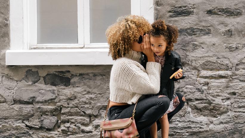 Eltern: Mutter und Tochter, subversiv