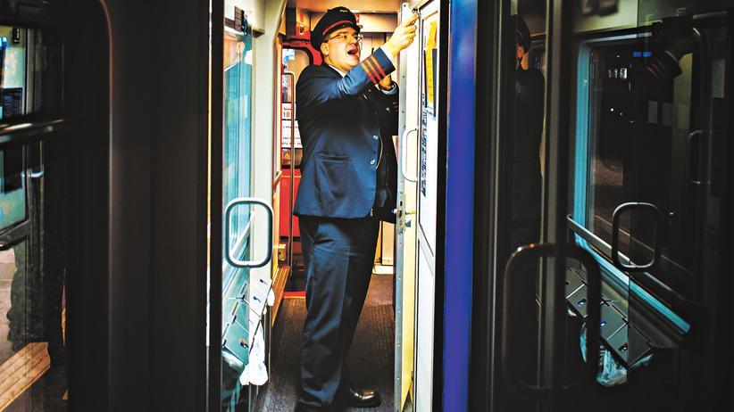 Nachtzug: Zurückbleiben, bitte. Martin Pavlik fährt zum letzten Mal von München nach Amsterdam.