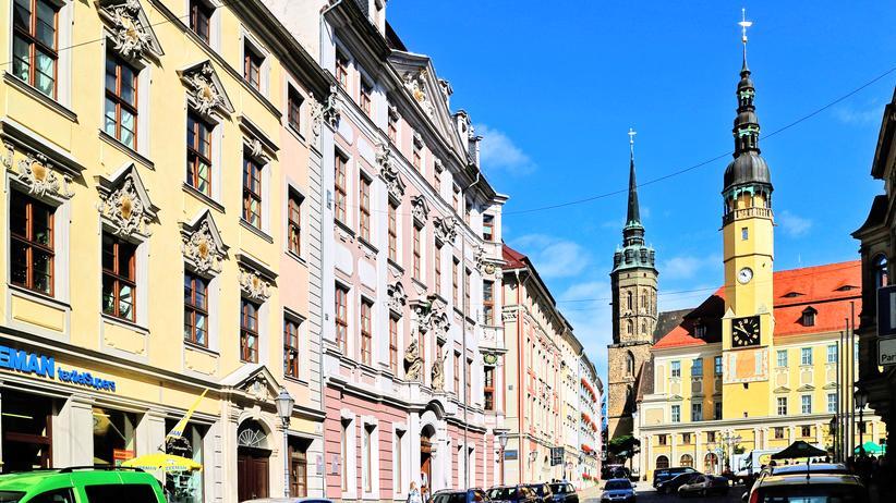 Bautzen: Das Rathaus der Stadt Bautzen