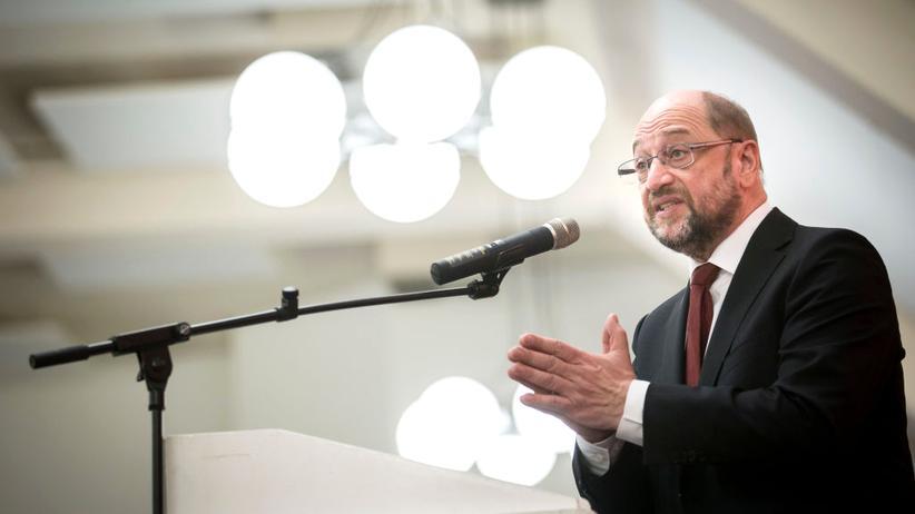Kanzlerkandidat: Martin Schulz: Ein großer Redner, ein großer Leser