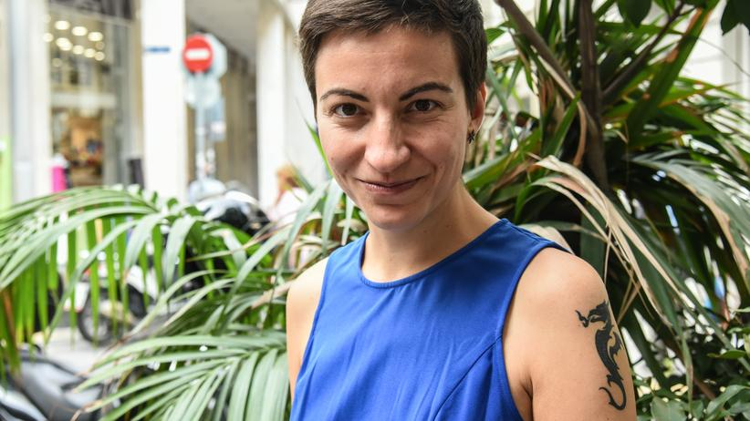 Ska Keller : Ska Keller ist noch jung, aber schon eine der mächtigsten Grünen.