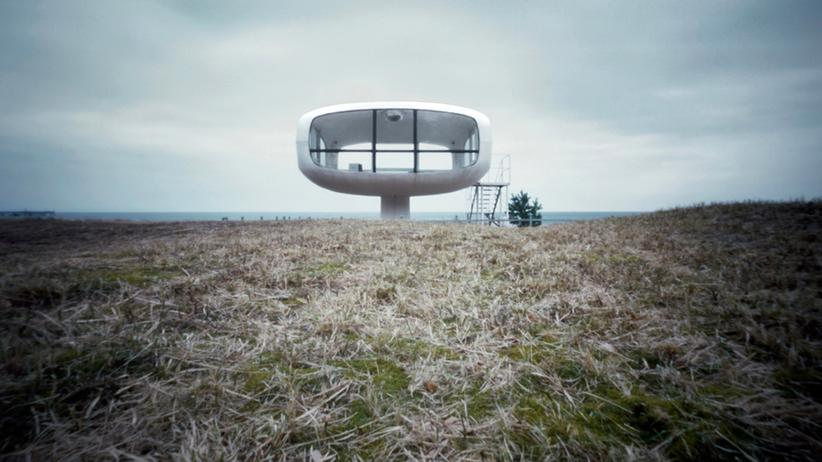 Ostsee, Camera obscura