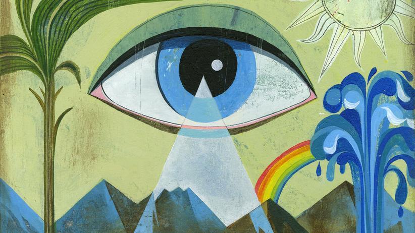 Schönheit: Schönheit ist elementar. Das menschliche Auge sucht automatisch danach.