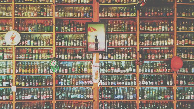 Coca-Cola: Wird die schön geformte Flasche zum Relikt?