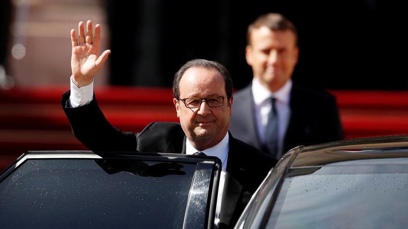 François Hollande: Melancholiker der Macht