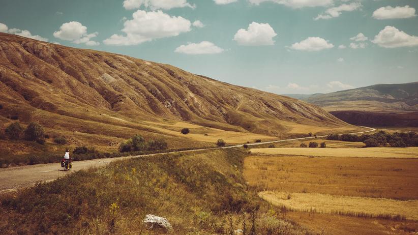 Radreise: Ein Tag hat 80 Kilometer