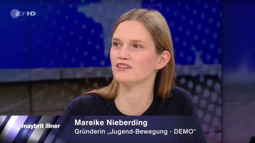 """Jugendbewegung: Wie ich bei """"Maybrit Illner"""" landete"""