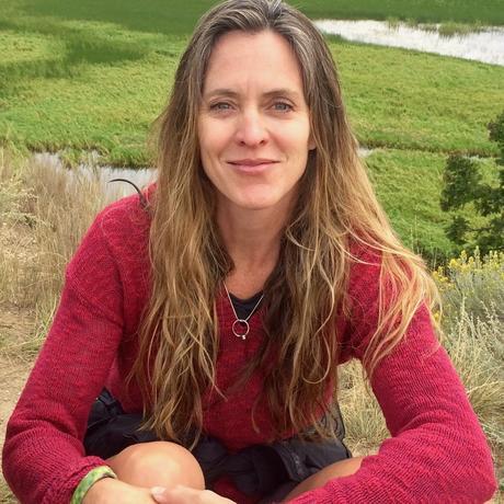 Die Geografin Shelley Alexander