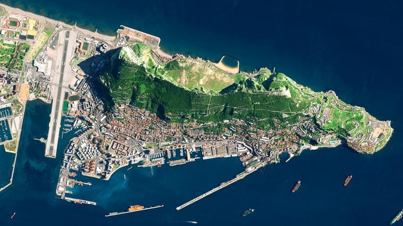 Satellitenbilder: Abgehobene Perspektive