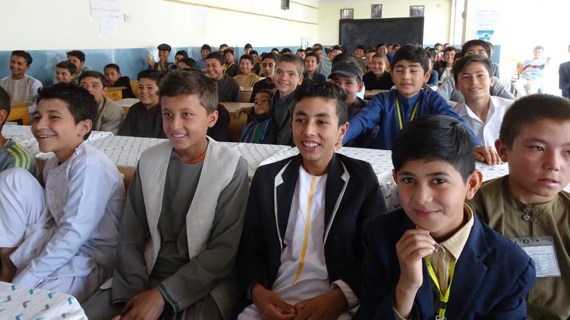 Entwicklungshilfe: Schulen für die Dörfer