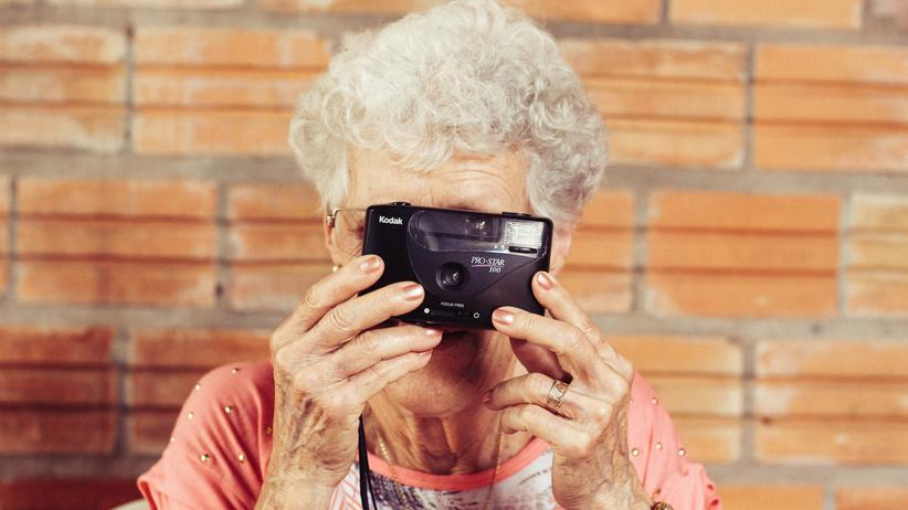 Nesterly: Unsere Großmütter, unsere Großväter: unsere neuen Mitbewohner.