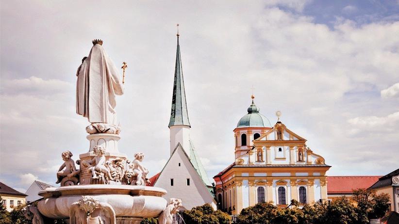 Städtereise: Deutschland aus der Nähe