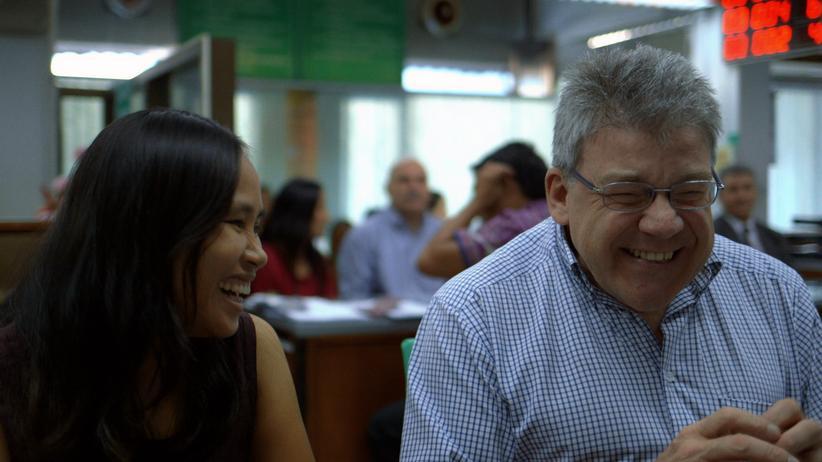 Thailand: Papas neue Frau