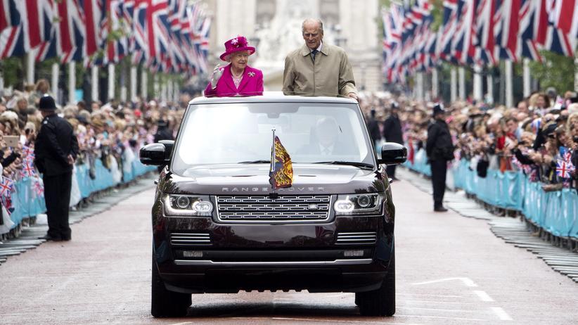 Monarchie: Queen Elizabeth ist seit über 60 Jahren im Amt. Im April wird sie 92 Jahre alt.