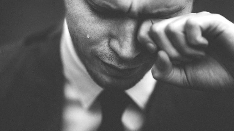 Arbeitsleben: Hilft manchmal: im Büro einfach mal richtig losheulen
