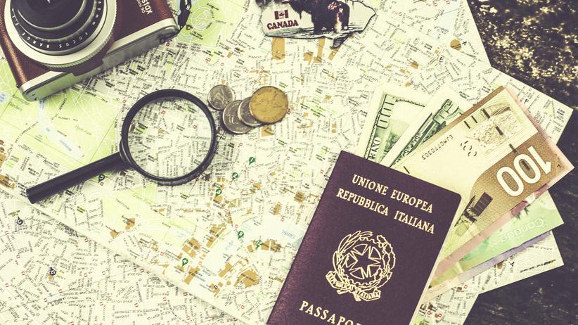 Reisepass: Soll ich meinen Pass an der Rezeption abgeben?