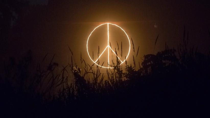 Pazifismus: Frieden bedeutet die Abwesenheit von Krieg. Aber auch: Seelenruhe