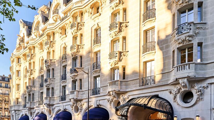 Hotel Lutetia: Hier suchte jeder jeden