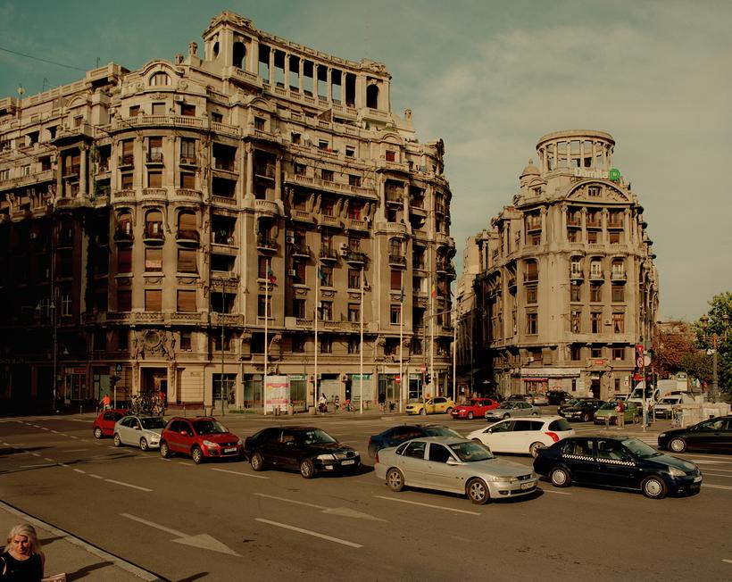 The Boulevards The Concrete And The Traffic Jams Are Just One Side Of Bucharest Horatiu Sovaiala Fur Zeit Online