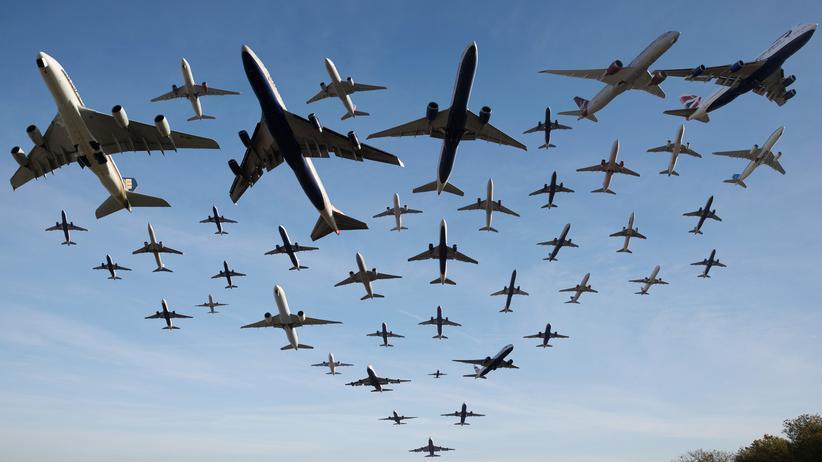 Flugverkehr: Die Hölle am Himmel