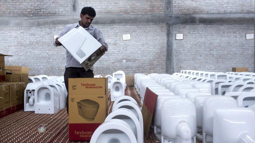 Indien: Mission sauberes Indien