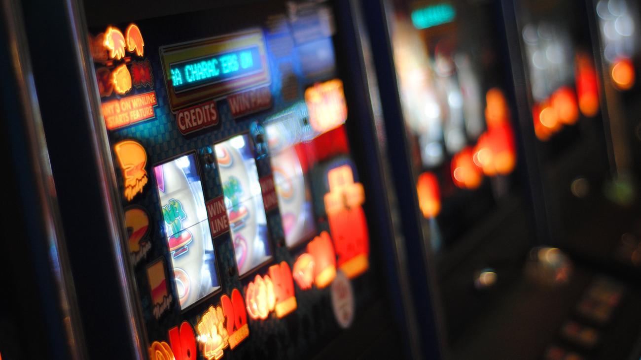 Spielsucht Automaten