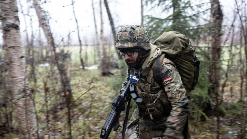 Bundeswehrveteranen: Blaumann statt Flecktarn
