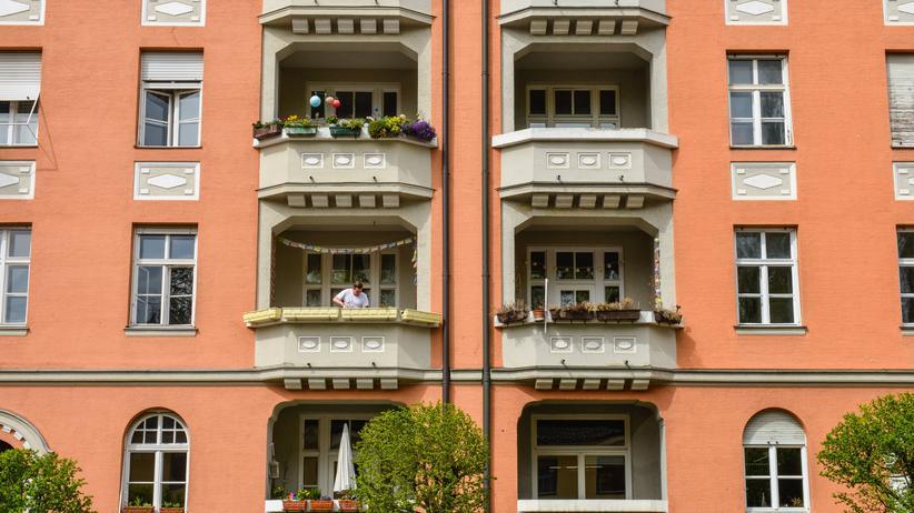 """""""Wohnwahnsinn"""": Wenn schon Aktienbooms die Menschen nervös vor Gier machen, dann erst recht ein Immobilienboom: München"""
