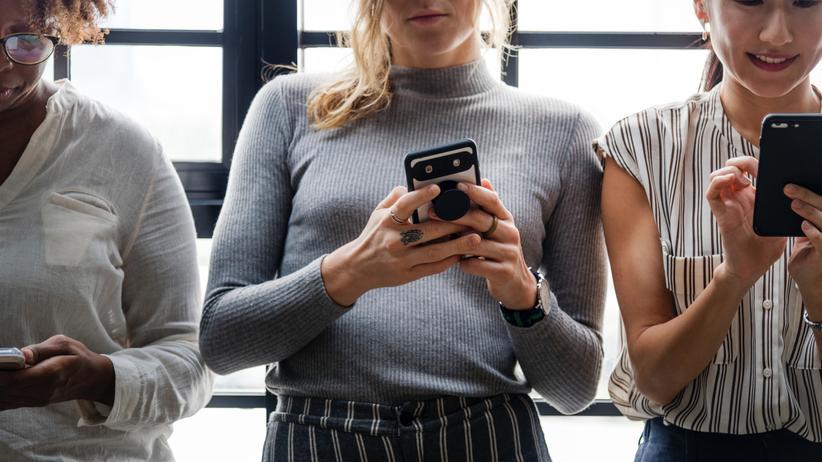 Mobiltelefone: Smartphone-Monologe