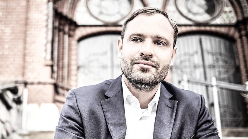 Landtagswahlen in Sachsen: Alexander Dierks ist mit 31 Jahren bereits Generalsekretär des CDU-Landesverbandes Sachsen.