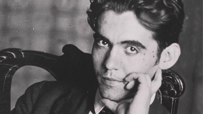 Federico García Lorca: Der Dichter und Dramaturg Federico García Lorca im Jahr 1919 in Granada, Spanien