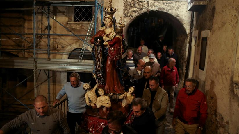 Erdbeben in Italien: L'Aquila darf kein zweites Pompeji werden