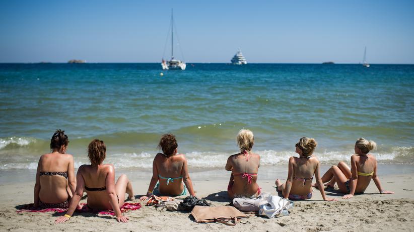 Urlaub: Fünf Wochen Ibiza, schon bin ich eine dumme Taube