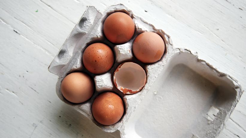 Männlichkeit: Einige Eier