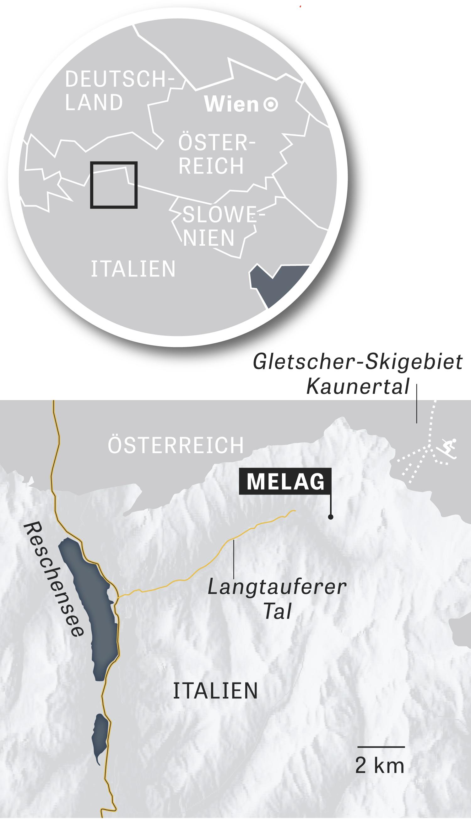 Kaunertal: Dreißig Jahre Pistenkrieg