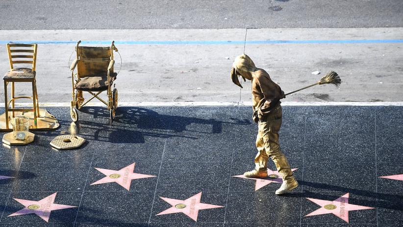 Hollywood: Auch nur eine Straße