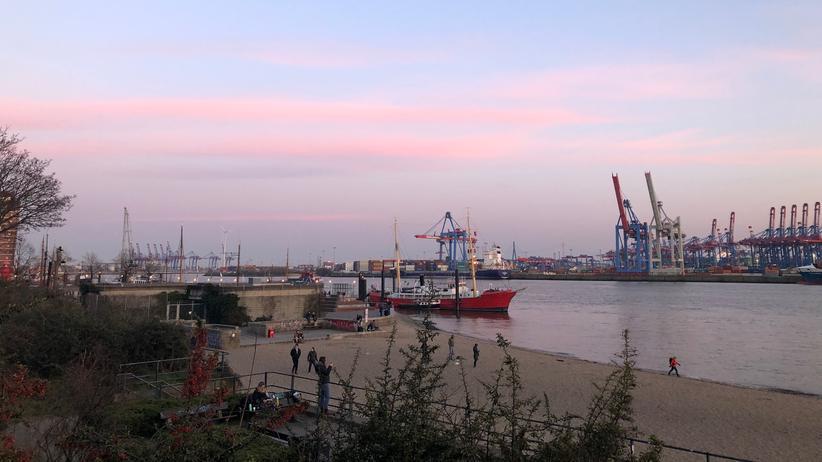 Elbstrand Hamburg: Der Streit von Övelgönne