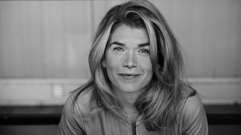 """Anke Engelke: """"Ich tue so, als hätte ich mein Leben im Griff"""""""