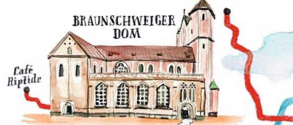 Gestrandet in Braunschweig