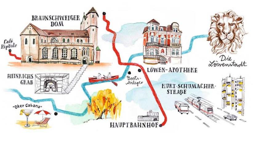 Entdecken, Niedersachsen, Braunschweig, Harz
