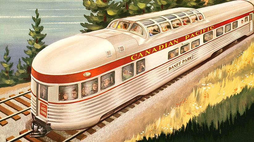 Canadian Pacific Railway: Kanada ist eine Erfindung der Werbung