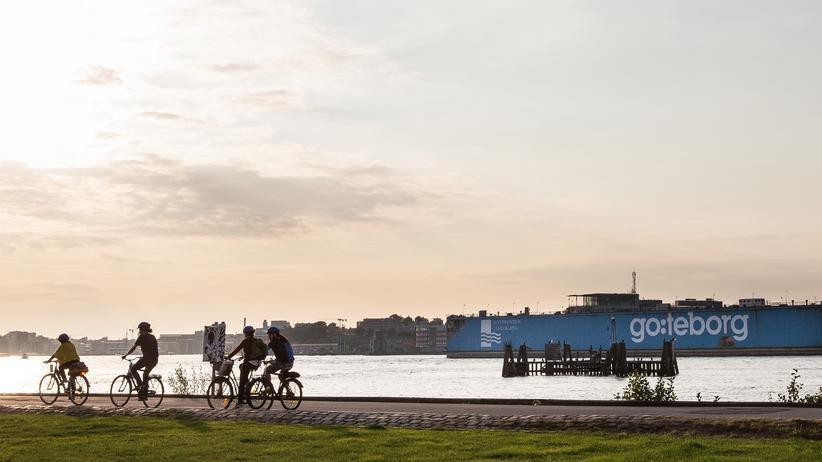 Schweden: Ein Tag in Göteborg