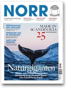 """Erschienen im Skandinavien-Magazin """"NORR"""", Herbst 2015"""