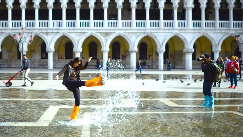 Italien: In Venedig ist immer Herbst